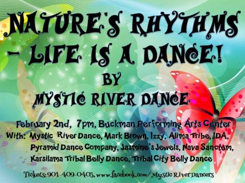 nature's rhythm flyer